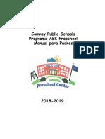 2018-19 parenthandbook spanish