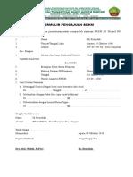 FORMULIR PENGAJUAN BKKM MA'ARIF MTs. WH Bangsri.doc