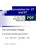 05 Convolution of Ct and Dt