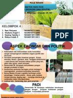1. Tanpa Kuis Kel. 4 Pola Tanam-ekonomi Dan Politik