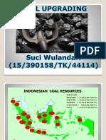 Coal Upgrading