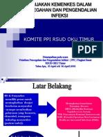 1. Kebijakan Kemenkes Dalam PPI 2018