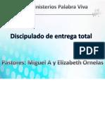 Discipulado de Entrega Total