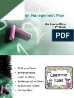 classroom management plan 11-11-17 edu 220  1