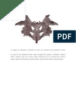 Interpreraciones Del Test de Rorschach