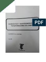 Resumen introducción del libro diagnostico y mantenimiento de transformadores en campo