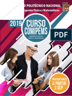 Curso COMIPEMS 19  ESFM