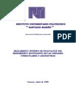 REGLAMENTO INTERNO DE EVALUACION DEL REND EST IUPSM 1999.pdf