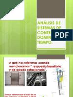 Clase 5 Análisis en Dominio Del Tiempo 1