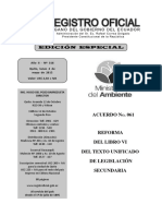 Reforma Libro VI Tulsma