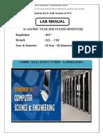 Cs8381 Ds Lab