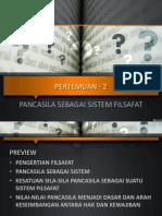 4.  Pancasila Sebagai Sistem Filsafat.pptx