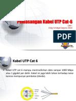 Presentasi Cat-6 Dedy Achdiyat