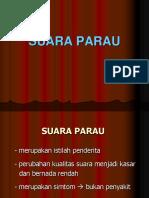 2008 SUARA PARAU.ppt