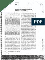 B12 Deficiency in Breast Fed Infant of Vegetarian 198-4k 1979
