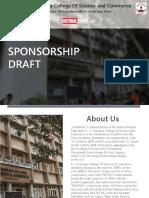 Phoenix 2018 Sponsorship Draft