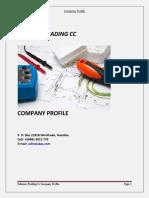 Udinnex Trading Company Profile