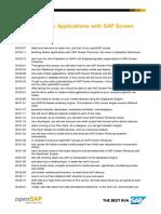 OpenSAP Sps4 Week 1 Transcript En