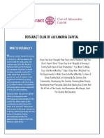Rotaract Club of Alexandria Capital Recruitment PDF
