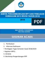 Pengembangan RPP MGMP