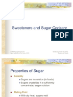 Chemistry of Sugars