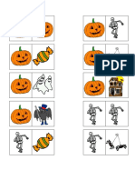 Domino Halloween