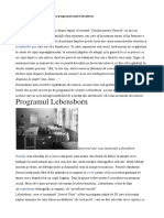 Ce a Omis Istoria Sa Ne Spuna Despre Programul Nazist Lebensborn