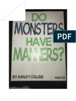 do monsters have manners 1