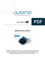 Qubino Flush 1D Relay PLUS Extended Manual Eng 2.2 1