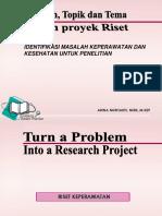 Masalah Dan Topik Riset