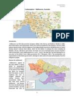 Settlement Patterns and Urbanisation