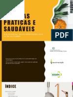 Receitas Práticas e Saudáveis (SAS-IPVC)