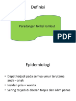 folikulitis