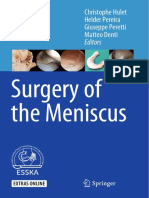 Surgery of the Meniscus Book Final.pdf