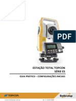 01 Topcon Es Guia Prático Configurações Iniciais