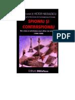 Victor Negulescu - Spionaj si contraspionaj.doc