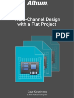 Multi Channel Design With a Flat Project