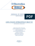 Manual de Serviço Lavadora de Roupa Eletroluxltc07