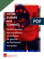 Votre Europe - Nos combats