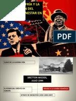 5. Guerra Fria y Estado de Bienestar