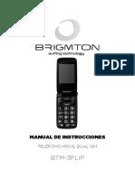 Brigmton BTM-3 Flip User Manual