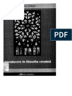 DocGo.net-Etienne Gilson - Introducere in Filosofia Crestina.pdf