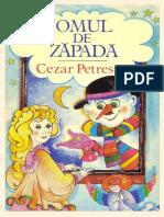 Omul de Zapada de Cezar Petrescu.pdf
