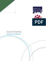 Curso de Coaching - Documentacion y Articulos - 2011