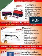 K Ion Nano K Link Di Tanjung Priok WA 08114494181