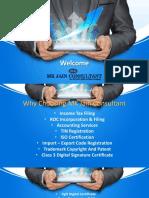 Digital signature certificates providers chennai