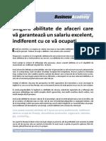 Singura abilitate de afaceri care vă garantează venituri excelente.pdf