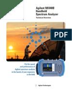 Agilent N9340B Technical Overview