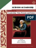 Book Reviews Leadership