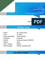 Case Report 1-Nn. Choerunnisa.pptx